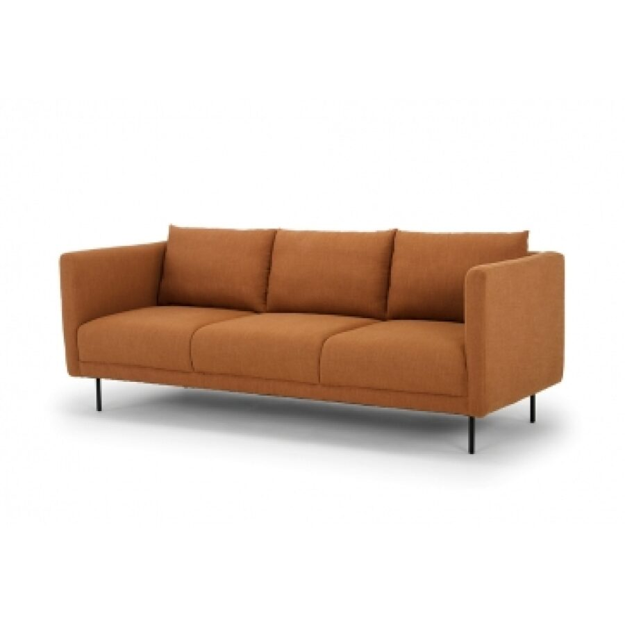 Kano Sofa 3 Seater -  Color Rust