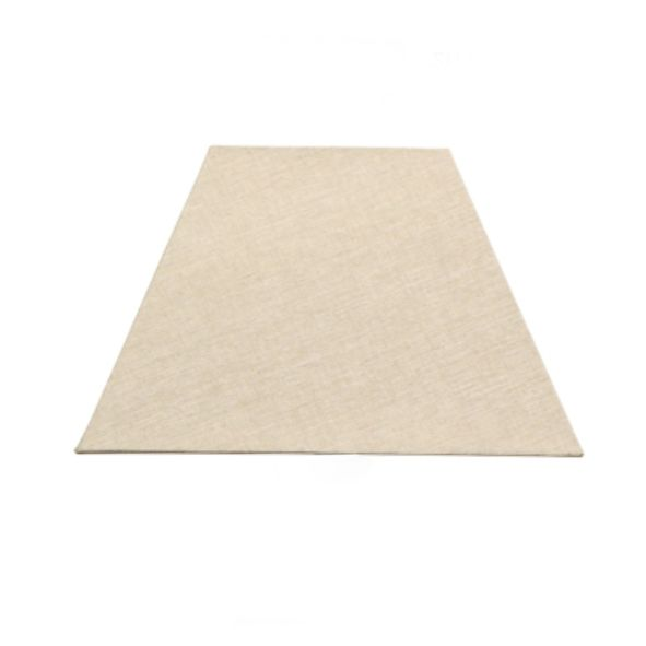 French Country Rectangle Shade Linen